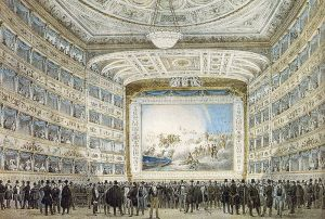 Countess Albrizzi's Venetian Salon, with Foscolo, Canova ...